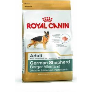 Royal Canin German Shepherd Adult сухой корм для взрослых Немецких овчарок 12 кг