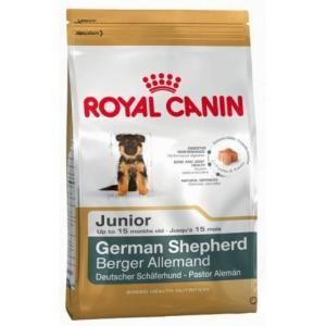 Royal Canin German Shepherd Junior сухой корм для щенков Немецкой овчарки 12 кг