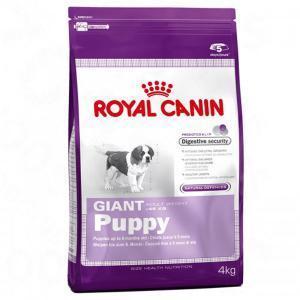 Royal Canin Giant Puppy сухой корм для щенков гигантских размеров с 2 до 8 месяцев 15 кг