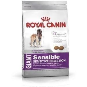 Royal Canin Giant Sensible сухой корм для собак гигантских размеров с чувствительным пищеварением 15 кг