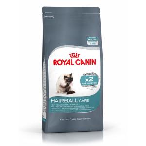 Royal Canin Hairball Care сухой корм для кошек от волосяных комков 10 кг