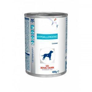 Royal Canin Hypoallergenic лечебные консервы для собак с пищевой аллергией 400 г