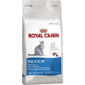 Royal Canin Indoor 27 сухой корм для домашних кошек