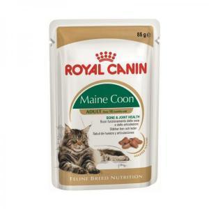 Royal Canin консервы для кошек породы мейн кун 85 г (12 штук)
