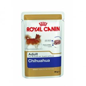 Royal Canin консервы для собак породы чихуахуа (пауч) 85 г 12 штук