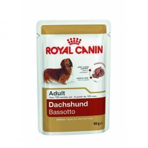 Royal Canin консервы для собак породы такса (пауч) 85 г 12 штук