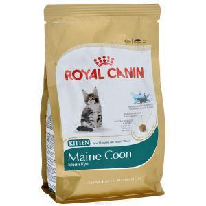 Royal Canin Maine Coon Kitten сухой корм для котят Мейн-кунов 10 кг