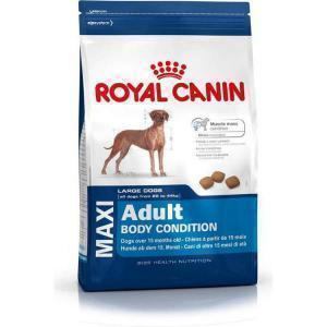 Royal Canin Maxi Body Condition сухой корм для активных собак крупных пород 12 кг