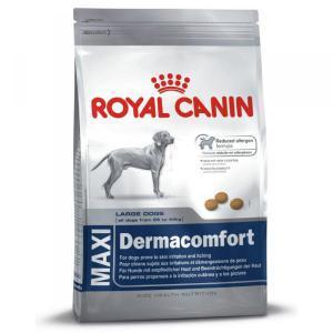 Royal Canin Maxi Dermacomfort сухой корм для собак крупных пород при раздражениях кожи и зуде 14 кг