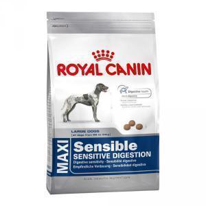 Royal Canin Maxi Sensible для собак крупных пород с проблемным пищеварением сухой корм 15 кг