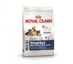 Royal Canin Maxi Starter сухой корм для щенков до 2-х месяцев, беременных и кормящих сук 15 кг
