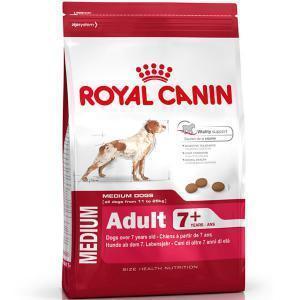 Royal Canin Medium Adult 7+ сухой корм для стареющих собак средних пород 15 кг