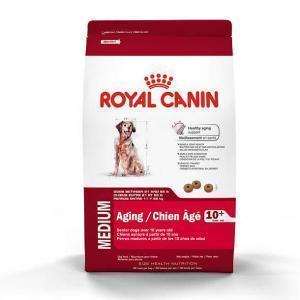 Royal Canin Medium Ageing 10+ сухой корм для средних собак старше 10 лет 15 кг