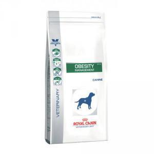 Royal Canin Obesity Management DP34 диета для собак при ожирении 14 кг