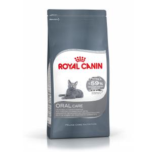 Royal Canin Oral Care сухой корм для кошек Здоровье полости рта 8 кг