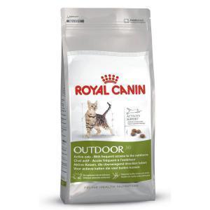 Royal Canin Outdoor 30 сухой корм для активных кошек бывающих на улице 10 кг