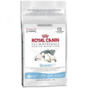 ROYAL CANIN Queen сухой корм для беременных, кормящих и кошек в период течки 10 кг