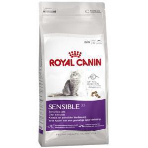 Royal Canin Sensible 33 сухой корм для кошек с чувствительным пищеварением 15 кг