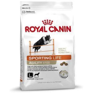 Royal Canin Sporting Life Agility 4100 Large сухой корм для собак крупных пород, подверженных интенсивным, но кратковременным нагрузкам 15 кг