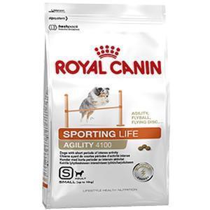 Royal Canin Sporting Life Agility 4100 Small сухой корм для собак мелких пород с короткой и интенсивной активностью 7,5 кг