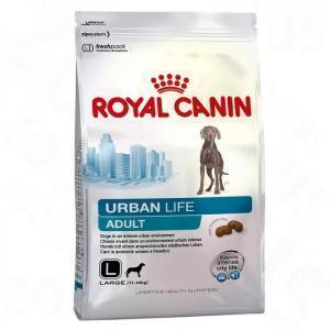 Royal Canin Urban Life Adult Large Dog сухой корм для собак крупных размеров, живущих в городе 9 кг