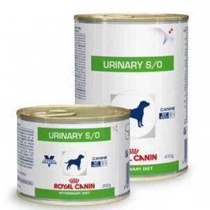 Royal Canin Urinary S/O лечебные консервы для собак при МКБ (струвиты)