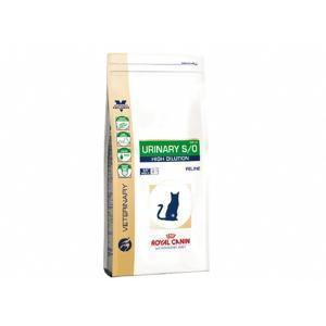 Royal Canin Urinary S/O High Dilution UHD34 лечебный сухой корм для кошек при мочекаменной болезни 6 кг
