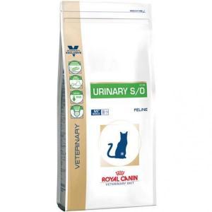 Royal Canin Urinary S/O LP34 лечебный сухой корм для кошек профилактика МКБ 6 кг