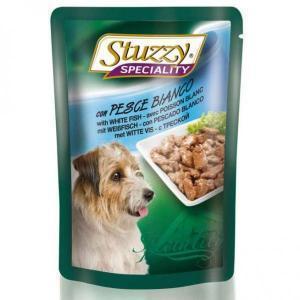 Stuzzy Speciality White Fish влажный корм для собак с белой рыбой 100 г (24 шт. в упаковке)