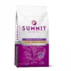 Summit Holistic Original 3 Meat, Indoor Cat Recipe сухой корм для кошек
