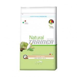 Trainer Natural Maxi Adult Light сухой облегченный корм для собак крупных пород