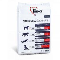 1st Choice Sensitive Skin & Coat Breeders сухой корм для собак с чувствительной кожей и шерстью 20 кг