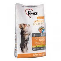 1st Choice Toy & Small Breed сухой корм для собак мелких пород