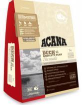Acana Duck & Bartlett Pear сухой корм для собак Утка с грушей