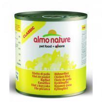 Almo Nature Classic Adult Cat Chicken Fillet консервы для кошек с куриным филе 280 г