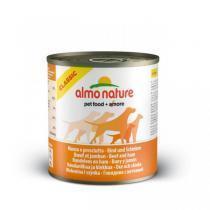 Almo Nature Classic Beef & Ham консервы для собак с говядиной и ветчиной