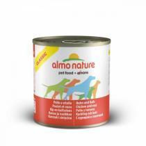 Almo Nature Classic Chicken and Veal консервы для собак с курицей и телятиной