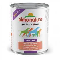 "Almo Nature Daily Menu with Pork консервы для собак ""Меню со свининой"""