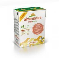 Almo Nature Daily Menu Tuna&Salmon Tetrapack консервы для собак с тунцом и лососем 375 г