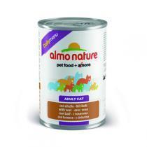 Almo Nature Daily Menu Veal консервы для кошек с телятиной