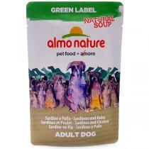 "Almo Nature Green Label Natural Soup Dog Chicken Fillet холистик-суп для собак ""Куриное филе"" 140 г"