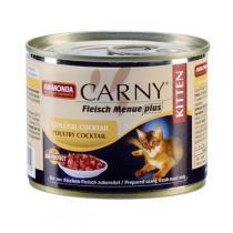Animonda Carny Kitten консервы для котят мясной коктейль 200 г (6 штук)