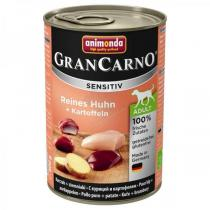 Animonda Gran Carno Original Adult консервы для собак с говядиной и курицей 400 г х 6 шт