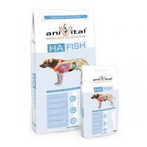 Anivital Hypoallergen Ha Fish гипоаллергенный сухой корм для собак на основе рыбы 12,5 кг