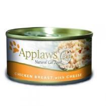 Applaws Cat Chicken Breast & Cheese консервы для кошек с курицей и сыром