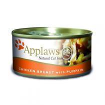 Applaws Cat Chicken Breast & Pumpkin консервы для кошек с курицей и тыквой