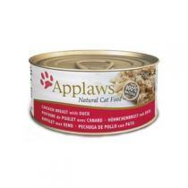 Applaws Cat Chicken & Duck консервы для кошек с курицей и уткой