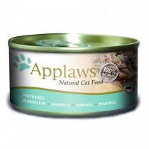 Applaws Cat Mackerel консервы для кошек со скумбрией