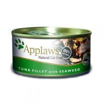 Applaws Cat Tuna Fillet & Seaweed консервы для кошек с тунцом и водорослями