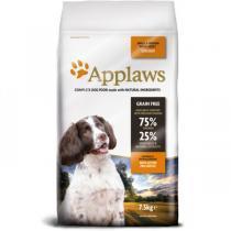 Applaws Dry Dog Chicken Small & Medium Breed Adult сухой корм для собак мелких и средних пород с курицей
